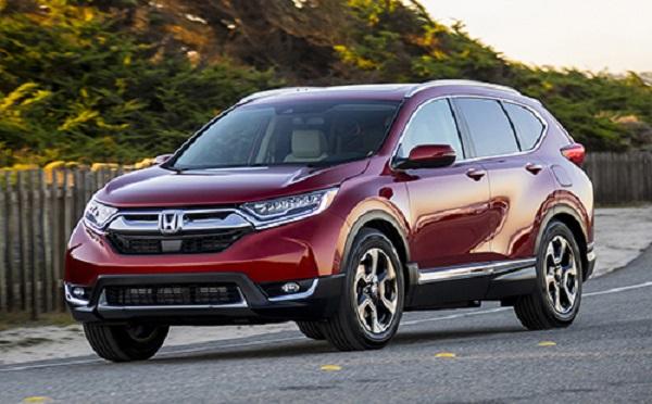Honda CR-V 7 chỗ bán ra từ 13/11 tại Việt Nam.