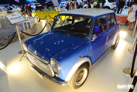 Chiếc Mini Cooper 1967