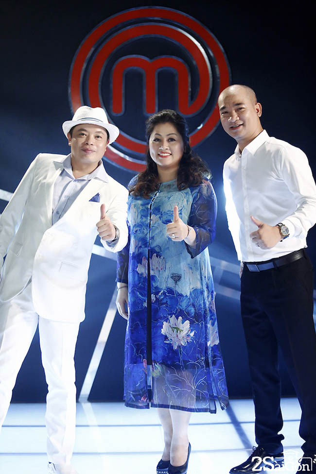 Bo ba giam khao cua MasterChef Vietnam mua 5 - 1