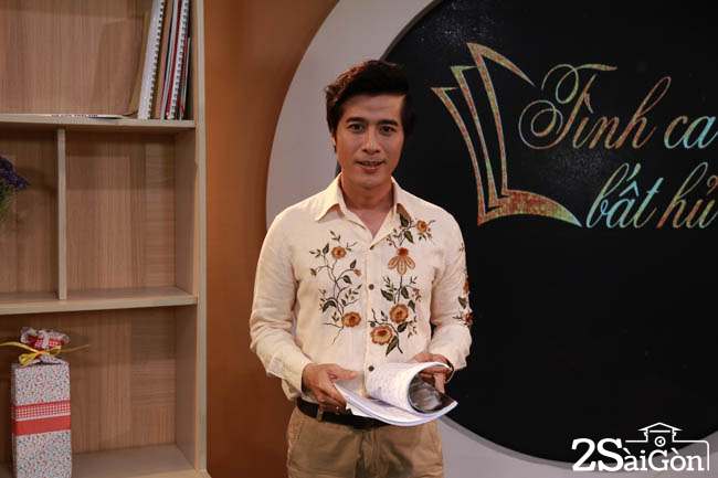Dien vien Quang Thao - host Tinh ca bat hu (1)