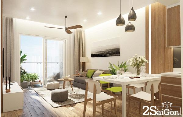 Toà tháp B với các căn Office-tel & Suites có diện tích đa dạng từ 47-104m2, được trang bị 100% nội thất sang trọng, đẳng cấp.