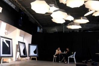 50 tác phẩm ảnh khỏa thân đã được trưng bày tại Hội Mỹ thuật TP.HCM sau nhiều ngày xin giấy phép, thu hút đông đảo du khách đến thưởng lãm.