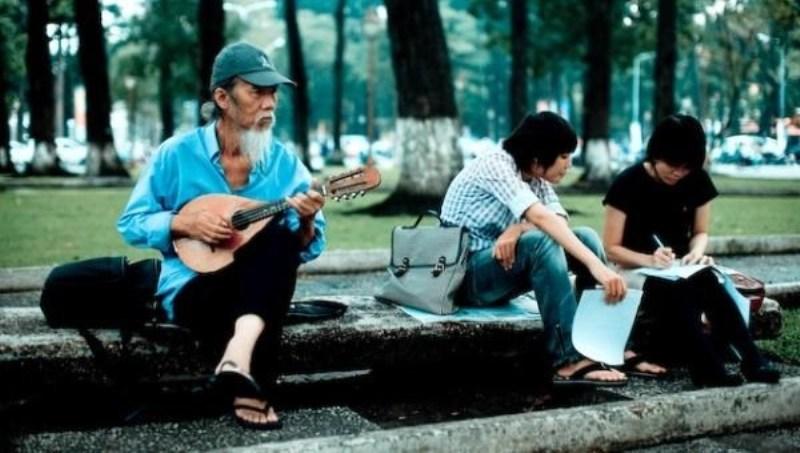 Một góc Sài Gòn bình yên.