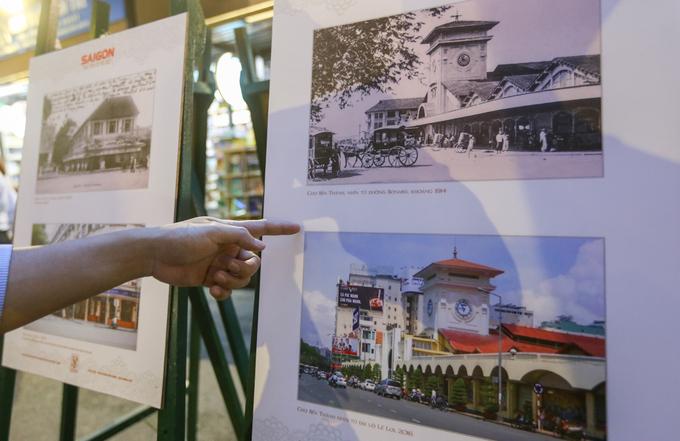 Được xây dựng từ năm 1912, sau hơn một thế kỷ tồn tại, chợ Bến Thành đã thành biểu tượng văn hóa, điểm du lịch không thể thiếu của du khách khi đến Sài Gòn.