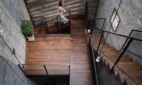 Kiến trúc sư của Zen House cho biết đây không đơn giản là một ngôi nhà, đó là một tu viện, nơi không có giới hạn trong công việc và bạn có thể thư giãn, tĩnh tâm và nghỉ ngơ