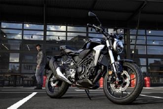 Honda CB300R phiên bản 2018.