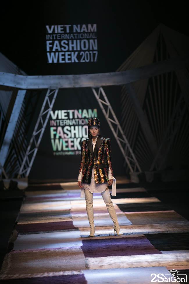 Qu_n qu_n Kim Dung - Model m_ m_n cho VIFW 2017