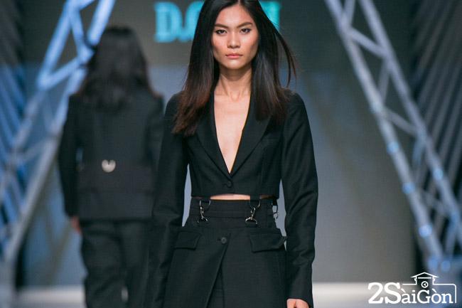 Qu_n qu_n VNTM 2017 - Kim Dung trong trang ph_c c_a D.GNAK s_i b__c t_ tin tr_n s_n di_nyy