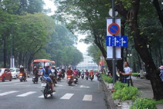 Đại lộ Thống Nhất nay được đổi tên là Lê Duẩn