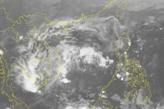 Ảnh mây vệ tinh về áp thấp nhiệt đới ẢNH TRUNG TÂM DỰ BÁO KHÍ TƯỢNG THUỶ VĂN TRUNG ƯƠNG