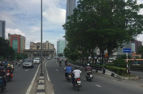 Cầu Khánh Hội ngày nay.