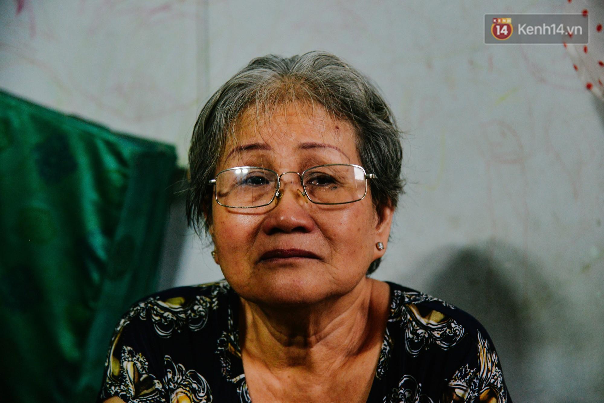 Bà Hai - người bạn gắn bó bên cô đào Trang Kim Sa