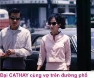Đại Cathay và vợ của mình