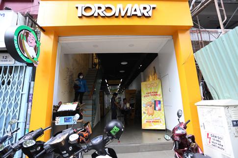 Đây là cửa hàng tiện lợi bán hàng tự động lần đầu tiên tại TP.HCM
