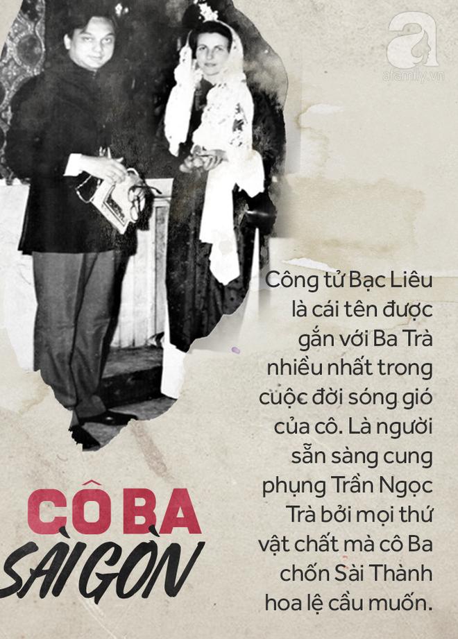 Công Tử Bạc Liêu là công tử có tên tuổi lừng lẫy nhất Lục tỉnh Nam Kì thời đó.