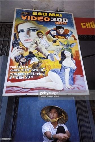 Một poster phim đình đám những năm 90.