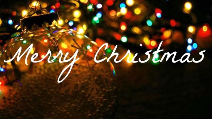 Tình yêu đến từ mùa Giáng sinh năm ấy
