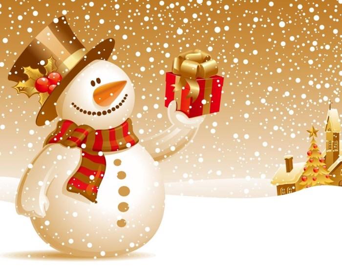 Những món quà dễ thương trong mùa Giáng sinh