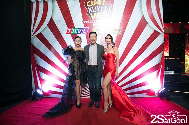 5. Giam khao Van Son voi Nam Thu va Kha Nhu (2)