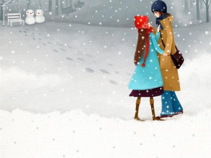 Nhớ mãi mùa Giáng sinh yêu thương