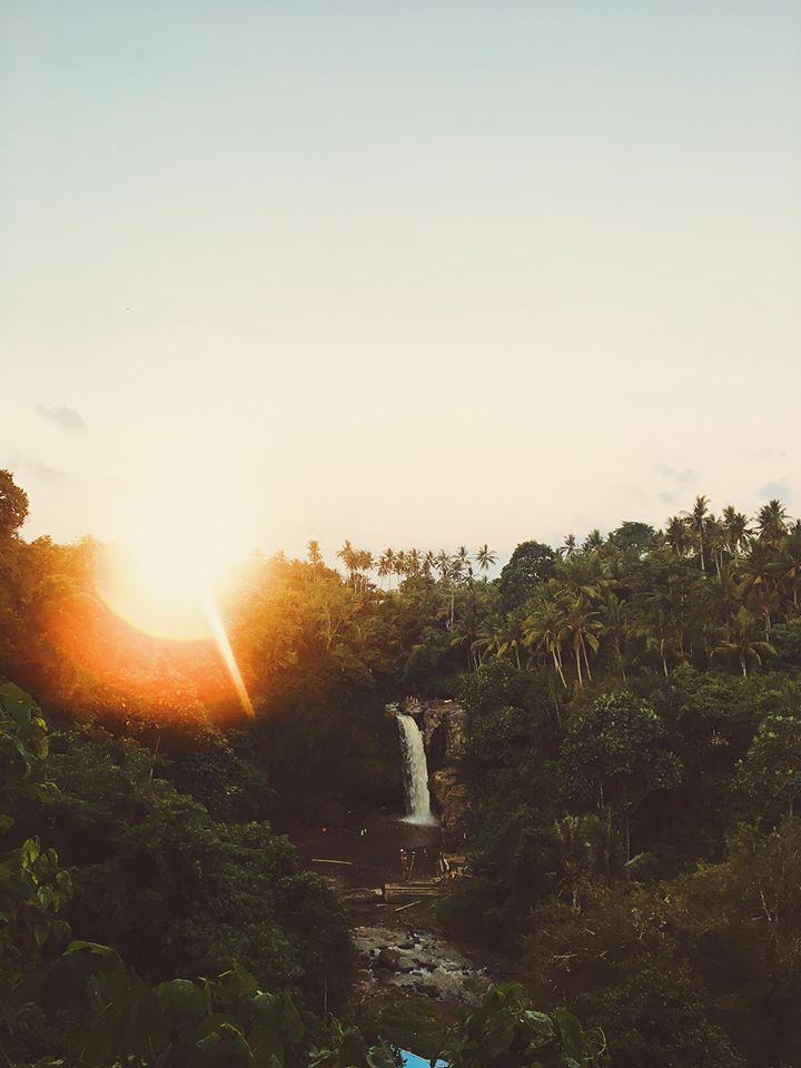 Thiên nhiên nên thơ và cực kì lãng mạn