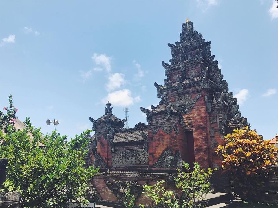 Những công trình kiến trúc độc đáo ở Bali