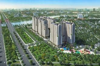 Dream Home Riverside sở hữu view sông và hạ tầng hoàn thiện