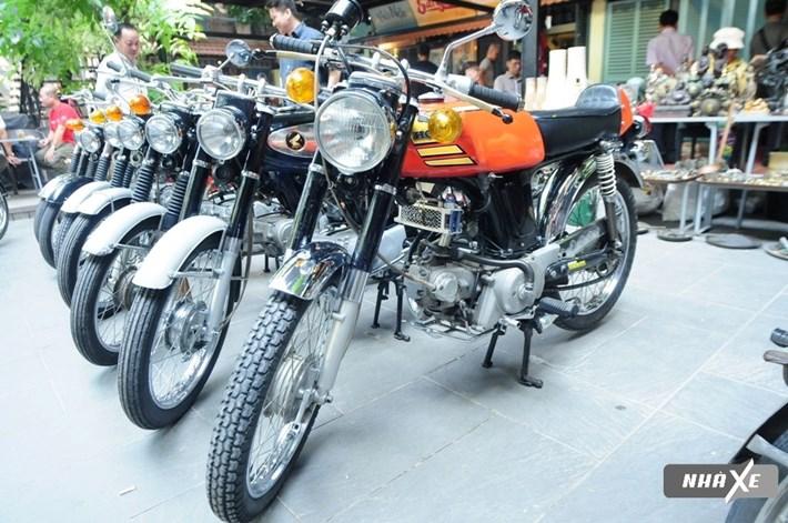 Anh em' nhà Honda 'đoàn tụ' tại Sài Gòn.