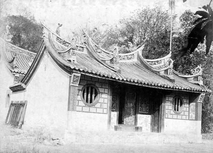 Chùa của người Hoa ở khu Chợ Lớn. Ảnh tư liệu.
