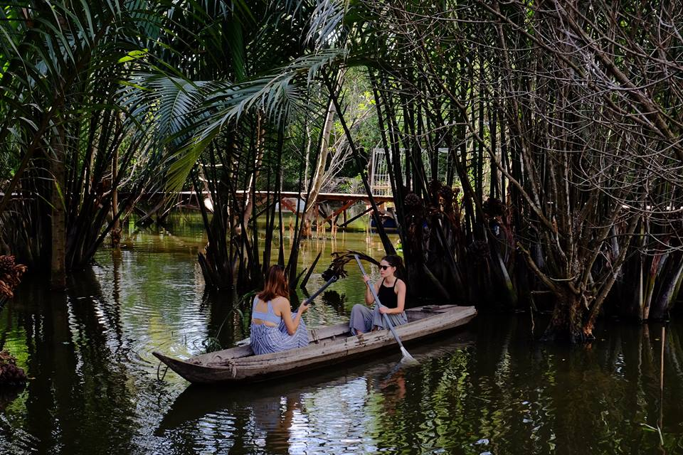 Chèo thuyền, câu cá, vẽ tranh,... đều giúp bạn refresh bản thân