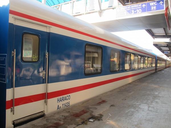 Đường sắt Sài Gòn giảm đến 50% giá vé tàu trong tháng 1