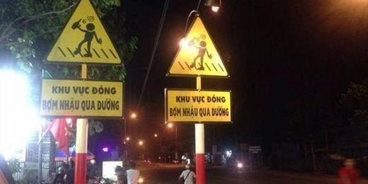 """Đúng là chỉ có ở Sài Gòn thì bợm nhậu mới được """"ưu tiên"""" như thế này..."""