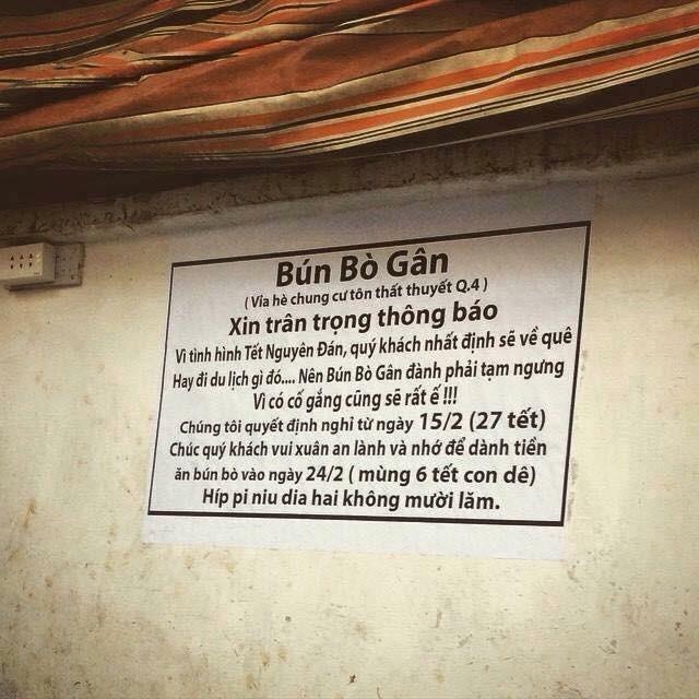Những quán ăn dễ thương như thế này chắc có lẽ chỉ có ở Sài Gòn mà thôi