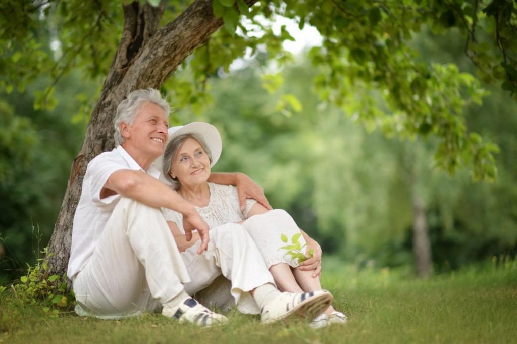 Lấy tâm thái lạc quan mà sống tuổi già tốt đẹp nhất của mình (Ảnh minh họa)