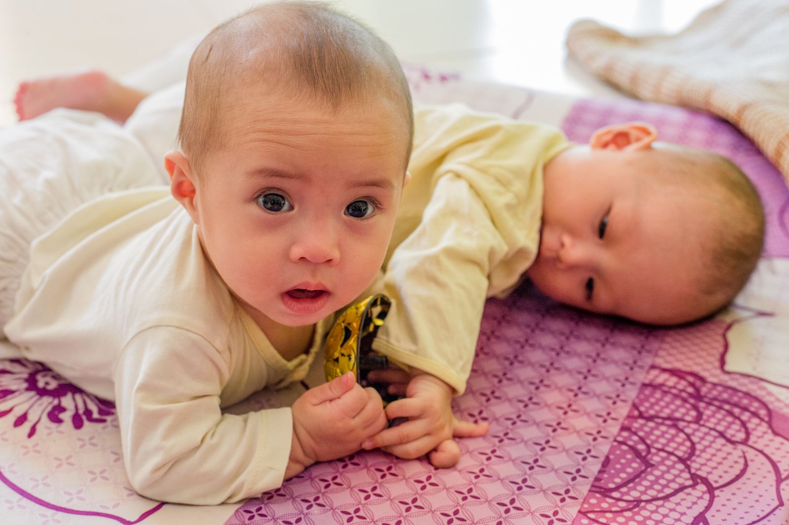 Trẻ sơ sinh bị bỏ rơi tại trung tâm Thiên Thần