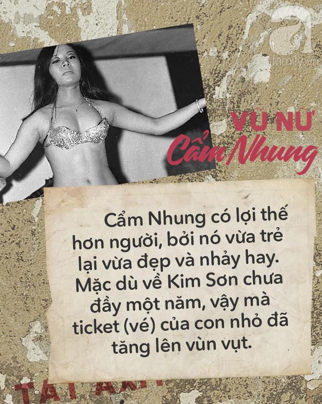 Tâm sự ngao ngán của Thu về Cẩm Nhung khi danh tiếng của cô vũ nữ trẻ tuổi ngày một lên tới đỉnh cao, còn bản thân Thu thì bị lu mờ dần.