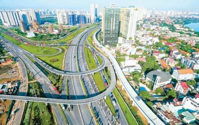 """Đất nền Sài Gòn tăng giá """"chóng mặt"""" trong 5 năm"""