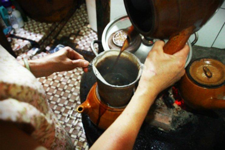 Cách pha chế vẫn không hề thay đổi từ gần 8 thập kỷ trước, lưu giữ hương vị truyền thống đậm đà