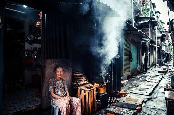 Góc nhỏ Sài Gòn - tác giả Đỗ Quang Đức