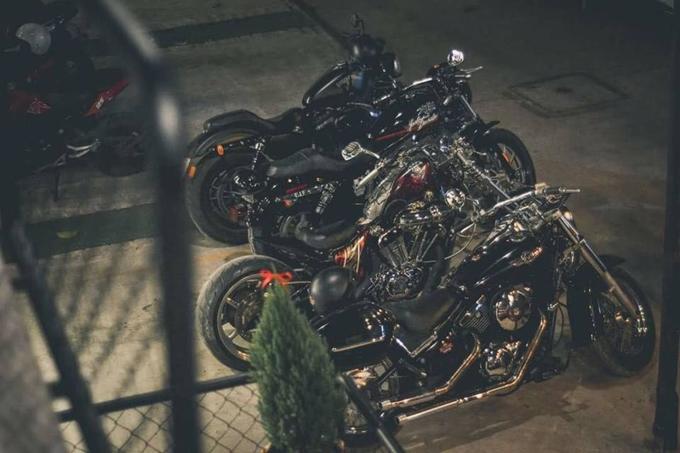 Mỗi khi có sự kiện, tại đây quy tụ rất nhiều xe motor đủ các chủng loại và thương hiệu. Ảnh: NVCC