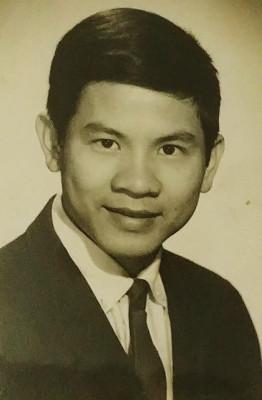 Sinh viên Nguyễn Thái Bình - Ảnh gia đình