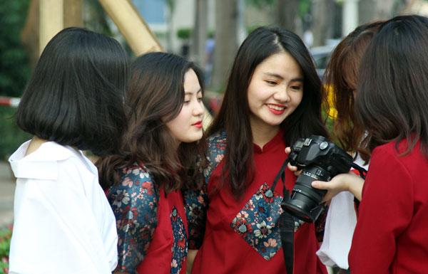 Và xem lại hình ảnh chụp được ở Hội hoa xuân Phú Mỹ Hưng