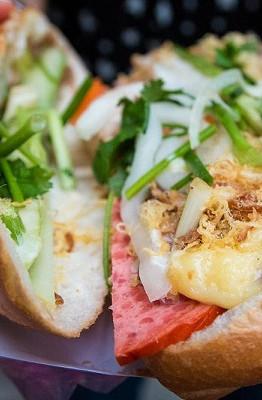 Chiếc bánh mì được tìm kiếm nhiều nhất ở Sài Gòn