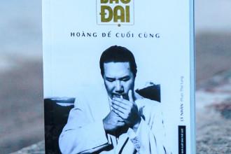 Cuốn sách mới về vua Bảo Đại.