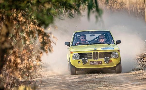 BMW 2002 Ti 1972