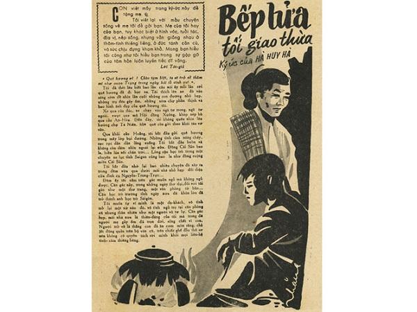 Bài trên báo Tiếng Chuông 1963