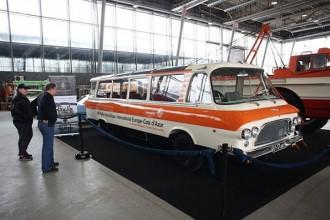 Xe buýt nổi tiếng Zil 118