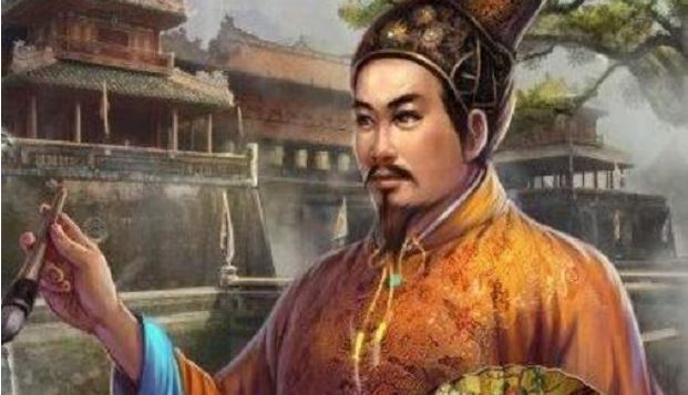 Bức vẽ chân dung Vua Gia Long