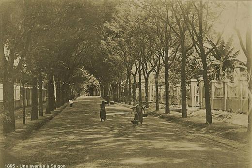 Một con phố Sài Gòn xưa
