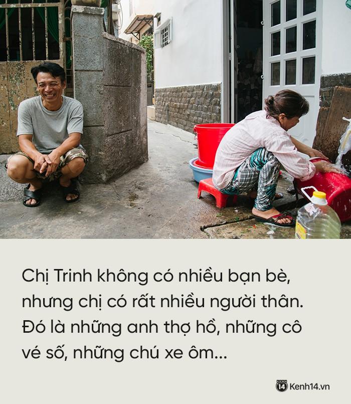 Anh Kiệt và chị Trinh cưới nhau đã 20 năm.